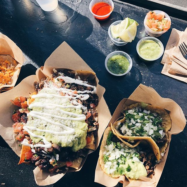 saturdays are for the tacos