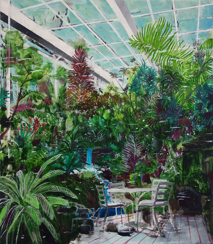 Glasshouse jungle