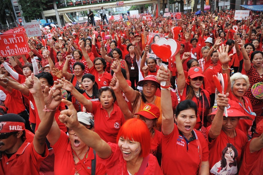 Thailand's 'Red Shirt Movement' is a direct outcome of the country's failed land reform policies.