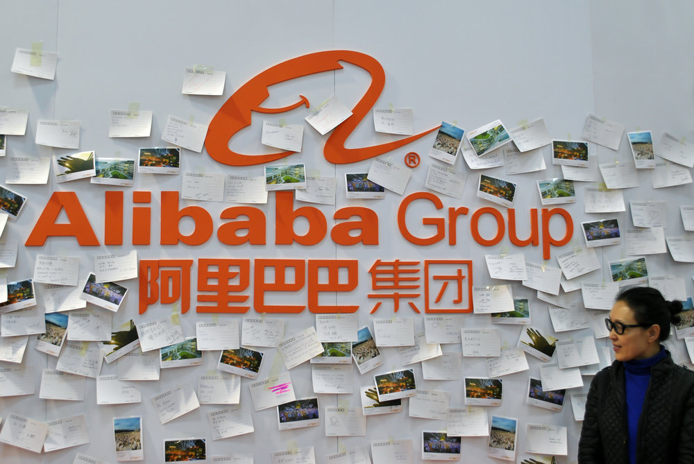 Alibaba is set to take down Amazon as the globe's goods merchandiser. (Shutterstock)