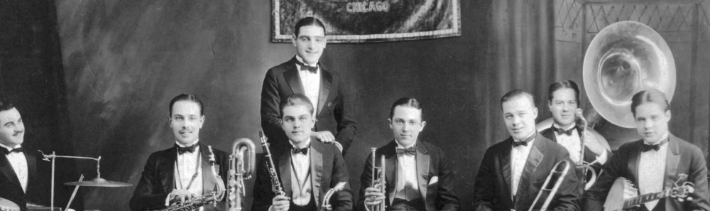 The Wolverines with Beiderbecke