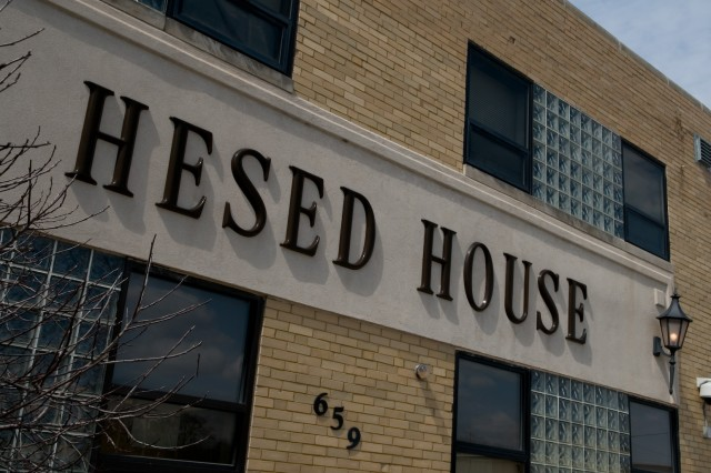 Hesed House - Click here to learn more about hesed house ministries