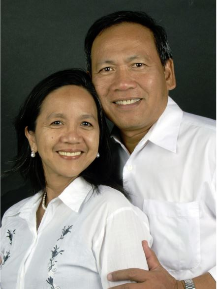 Peter and Ochie Bangcong - Click here to learn more about Bangcong's mission