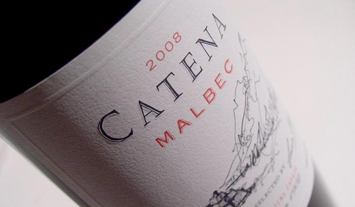 Catena, Malbec 2008