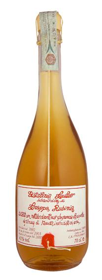 Distilleria Gualco, Grappa Rubinia