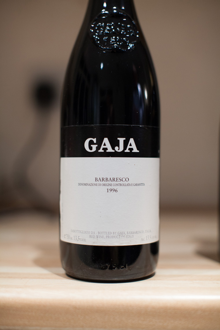 Gaja, Barbaresco 1996