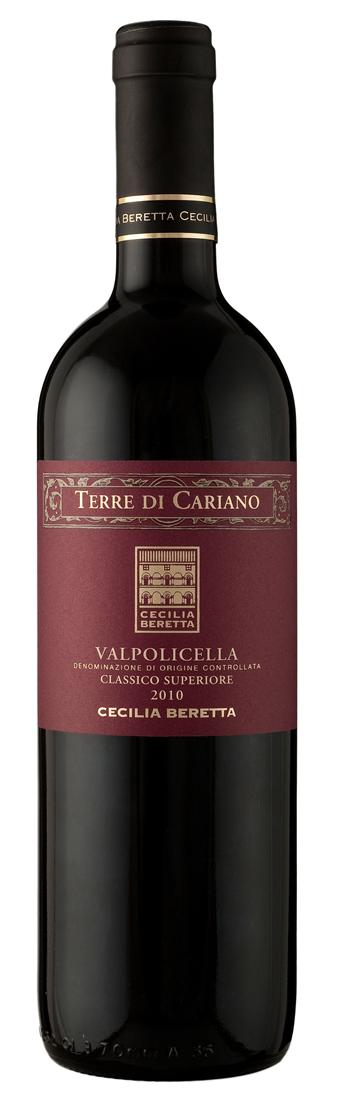 Cecilia Beretta, Terre Di Cariano Valpolicella Classico Superiore 2010