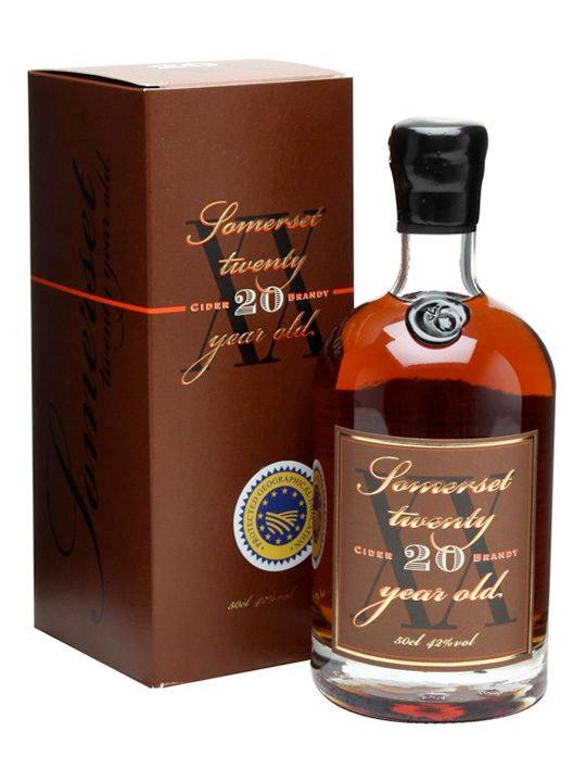 Somerset Distillery's 20 Year Old Somerset Cider Brandy (42% ABV)