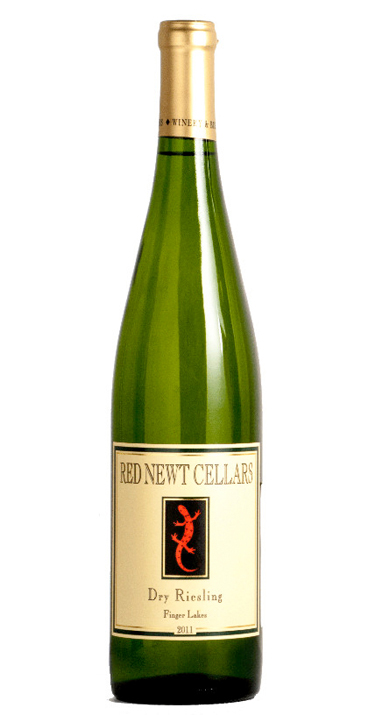 Red Newt Cellars, Dry Riesling 2011