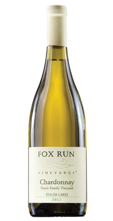 Fox Run Vineyards, Doyle Family Vineyard Chardonnay 2012