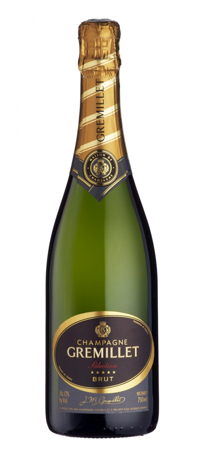 Champagne Gremillet, Selection Brut NV