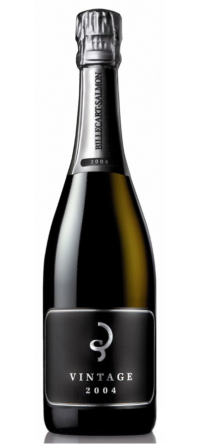Champagne Billecart-Salmon, Brut 2004