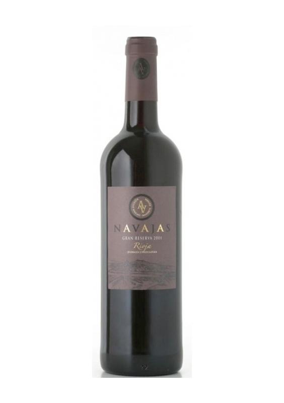 Bodegas Navajas, Rioja Tinto Gran Reserva