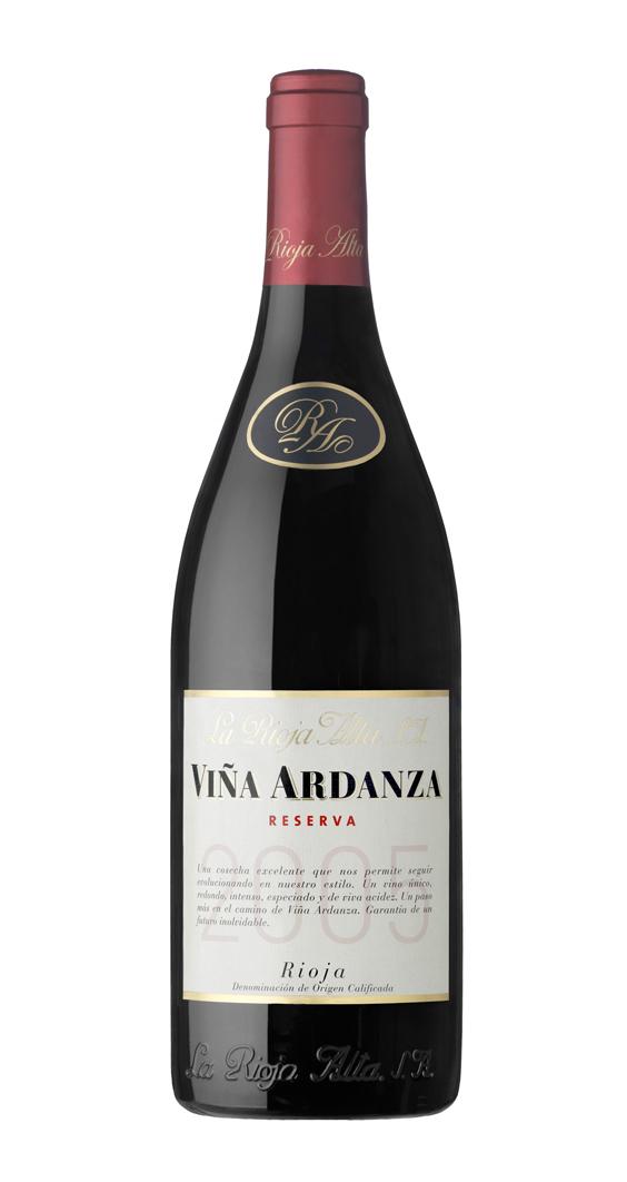 La Rioja Alta, Vina Ardanza Rioja Tinto Reserva