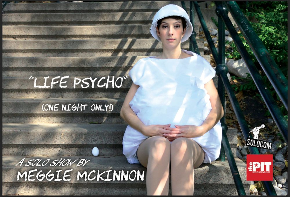 SOLO SHOW! - Meggie premiered her Solo Show: