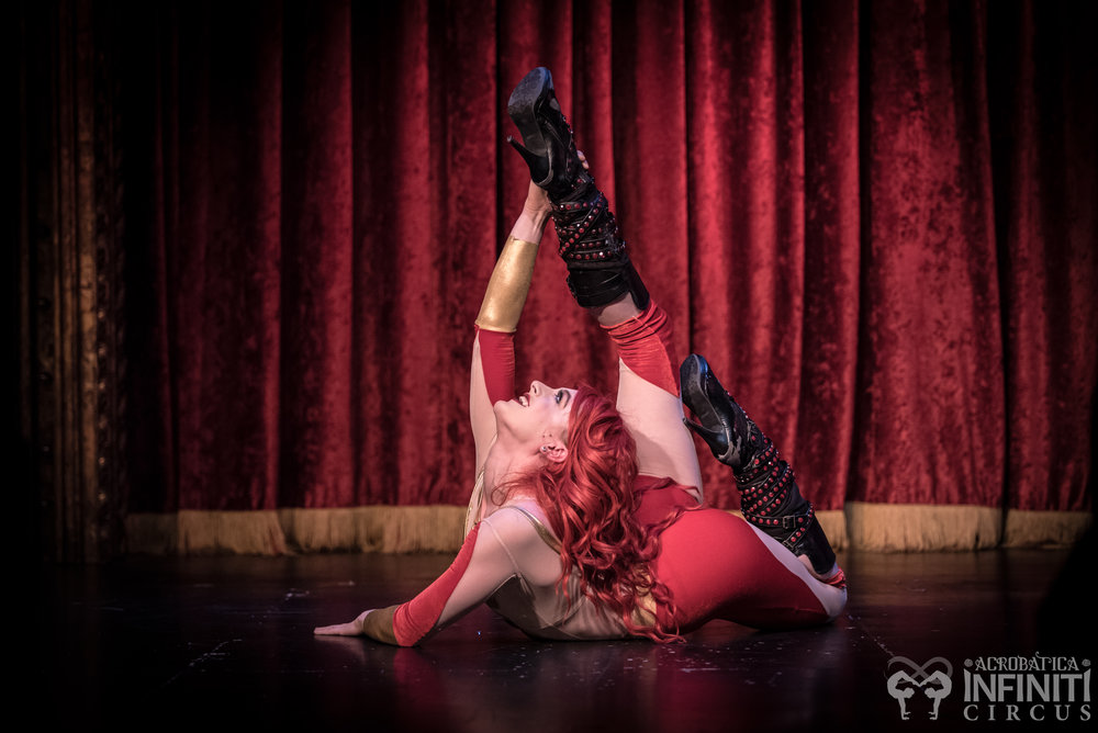 Contortion Reel- Photo Peter Serocki