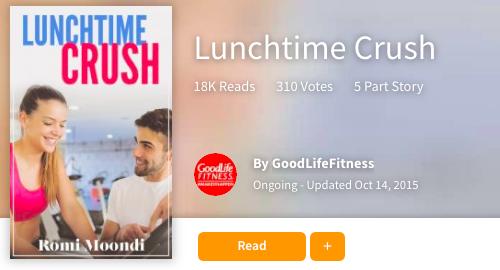 GoodLife Fitness branded fiction (short story)