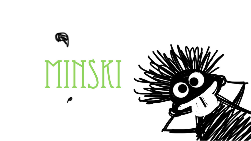 Minski Flipbook - Designed by Talessak.Copyright by Talessak.
