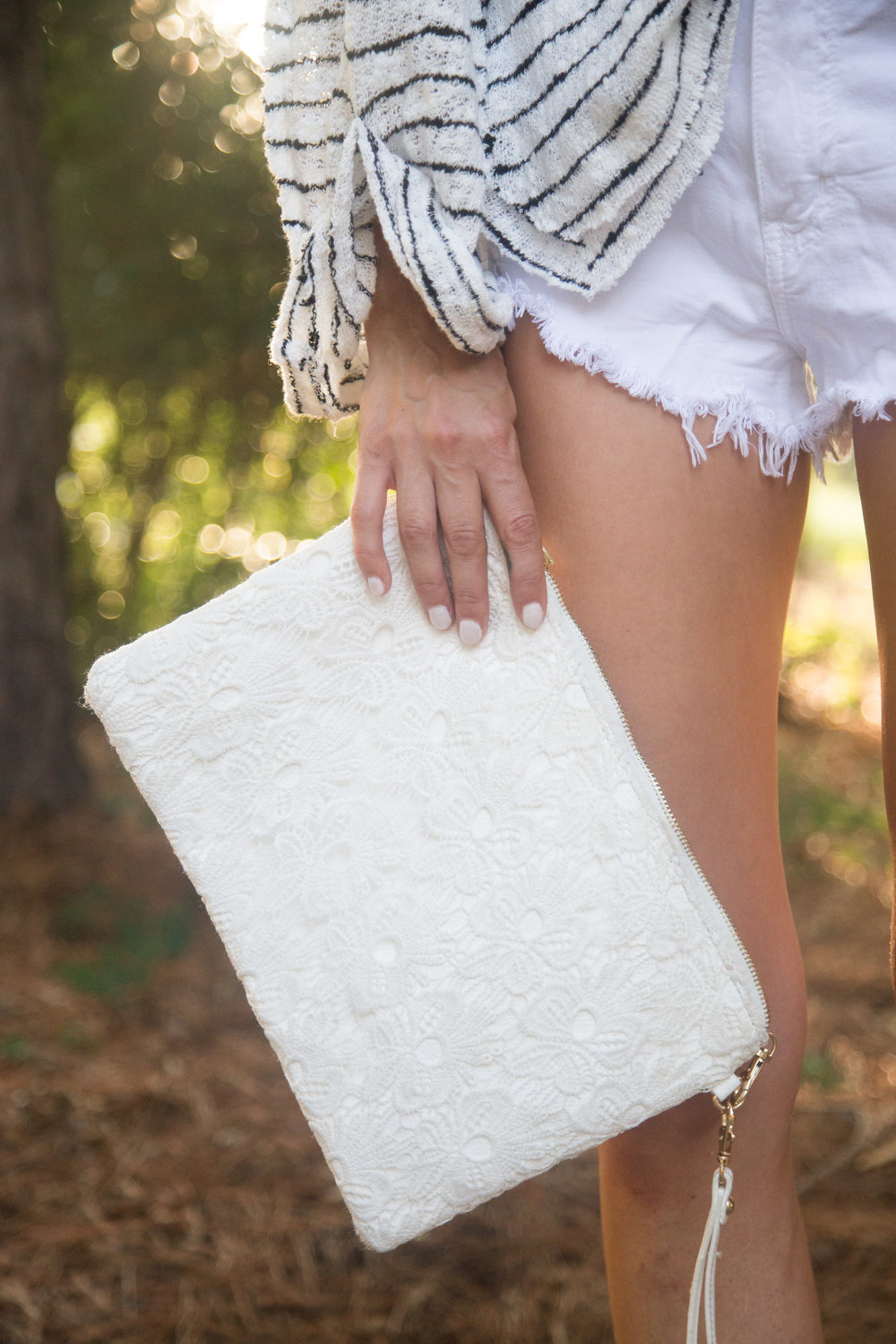 Just look at that cute sleeve detail!