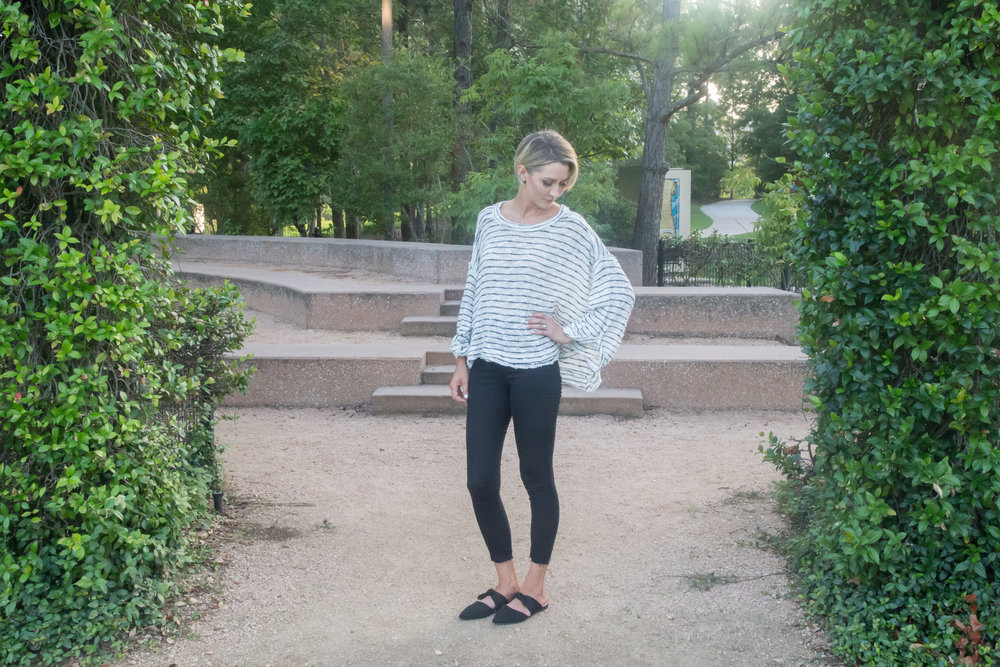 Are these jeans? Are they leggings?   LISTEN UP, friends! These pants are seriously the most perfect mix ever. High waisted leggings that look and feel like denim. 😍 I am so afraid that they are going to stop selling them that I'm debating on getting a second pair.