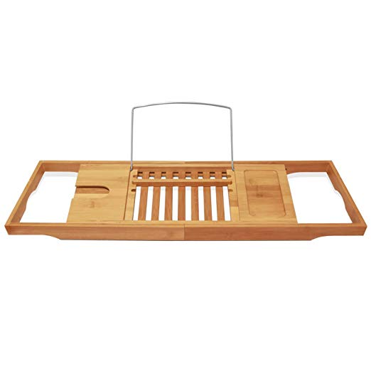 This bath tray is perfect for the mom who enjoys a relaxing bubble bath - this will help take her relaxation to the next level and make her feel pampered.
