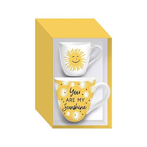 If you have a little one, how cute would these Mommy and Me mugs be?!