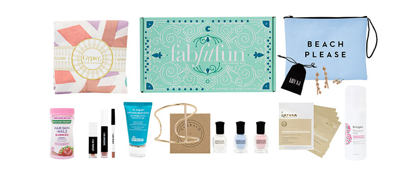 Mother's are constantly giving. To everyone and everything around them. Subscription boxes are a fun way to make sure that she is taken care of as well. You can do it month by month or pay for an entire year. I actually got the FabFitFun subscription last year for Mother's Day. I loved looking forward to getting a new box every season and most of the products I received I really enjoyed.