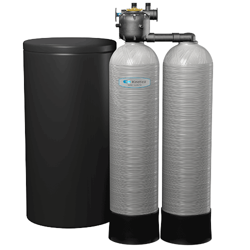 Kinetico Signature Series Water Softeners - Designed to keep pace with your household's water needs, Kinetico's Signature Series water softeners deliver an uninterrupted supply of clean water. The patented non-electric valve and dual tanks stay online 24/7 with nothing to plug in, no buttons to push, timers to set or adjustments to make. Signature Series water softeners make soft water based on your water usage. They could regenerate frequently (if you're using a lot of water) or not for several days (if you're away from home). This efficient approach saves money, water and salt. The Signature Series water softeners are backed with a 5-year warranty. Your Kinetico water professional is waiting to answer any questions you may have about Kinetico's Signature Series water softeners.