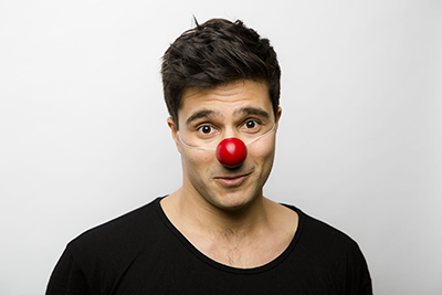 Fabio Motta    The Art of Clowning