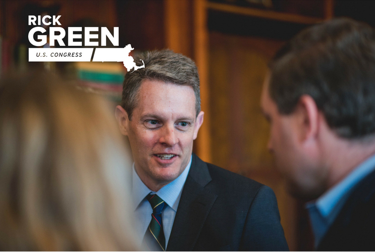 Rick Green for Massachusetts