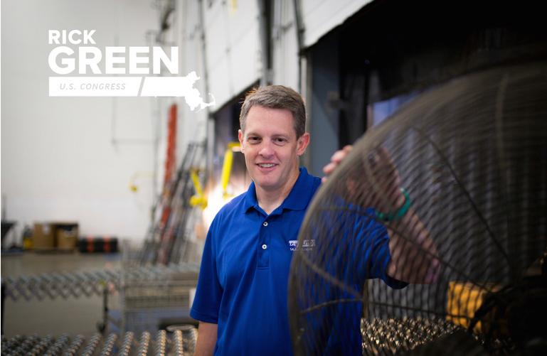 Rick Green on Massachusetts infrastructure