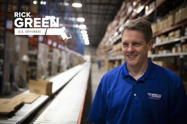 Rick Green for Massachusetts