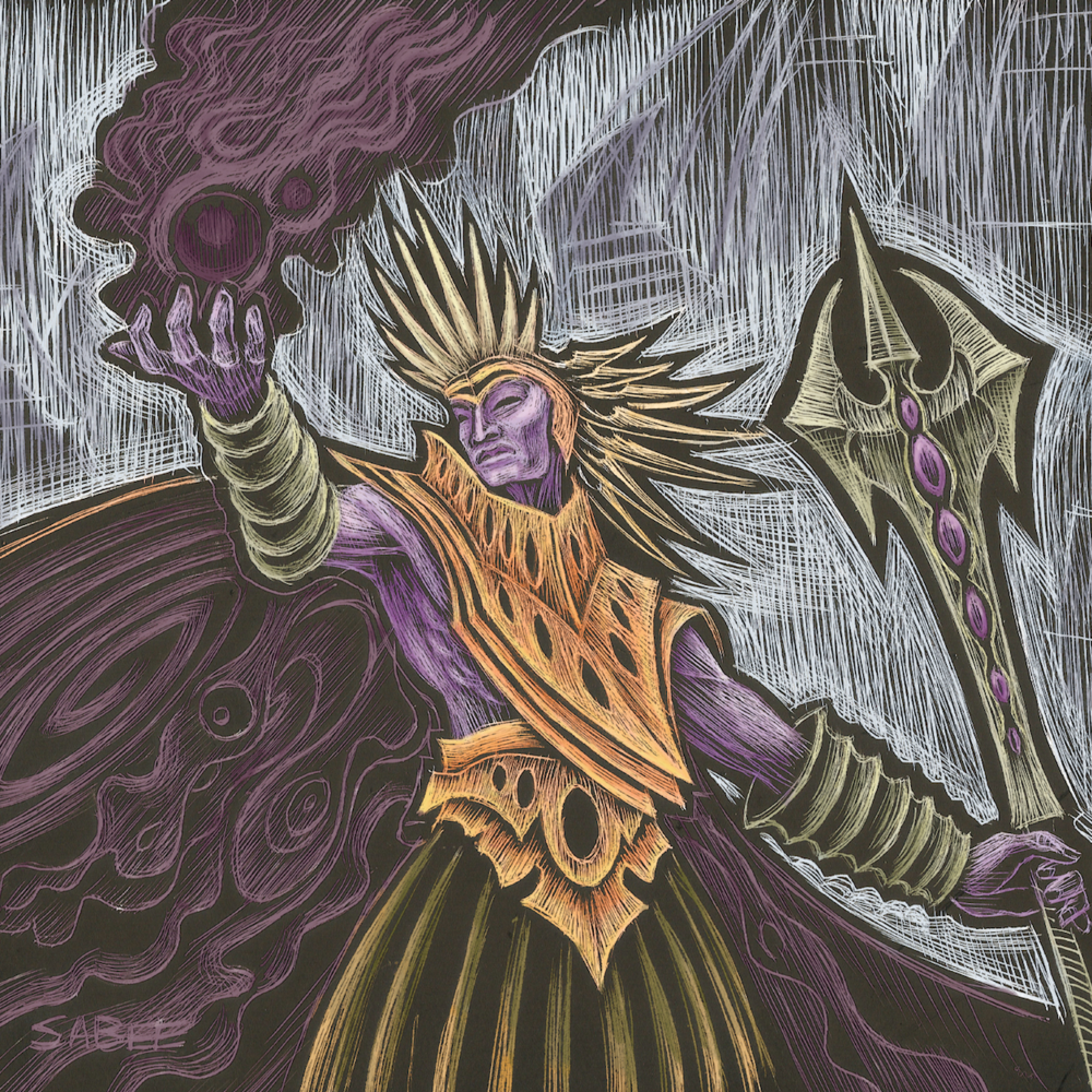 Storm of souls -