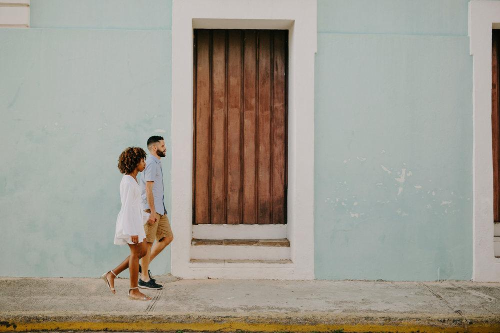 walking in puerto rico engagement shoot.jpg