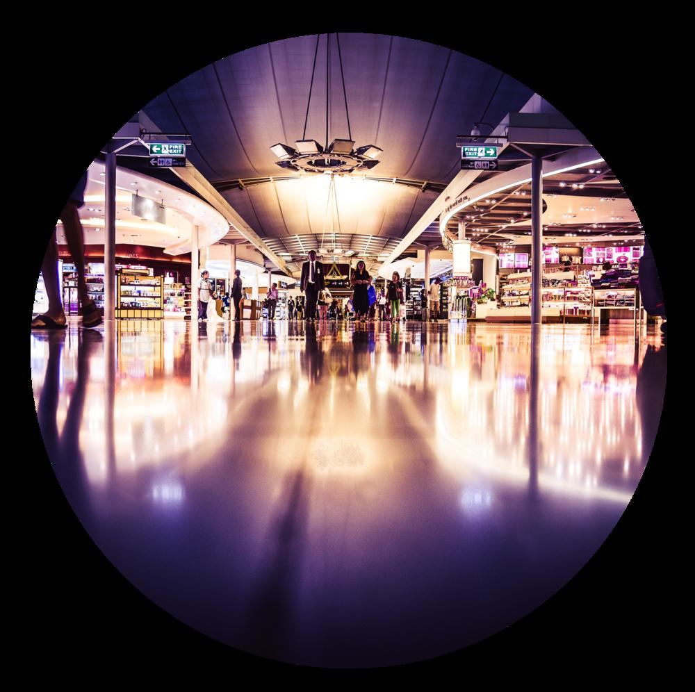 Create the Airports of Tomorrow