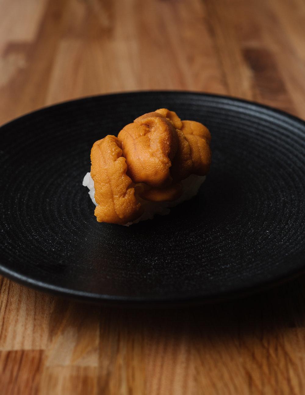 1-sea urchin (uni) - 雲丹.jpg