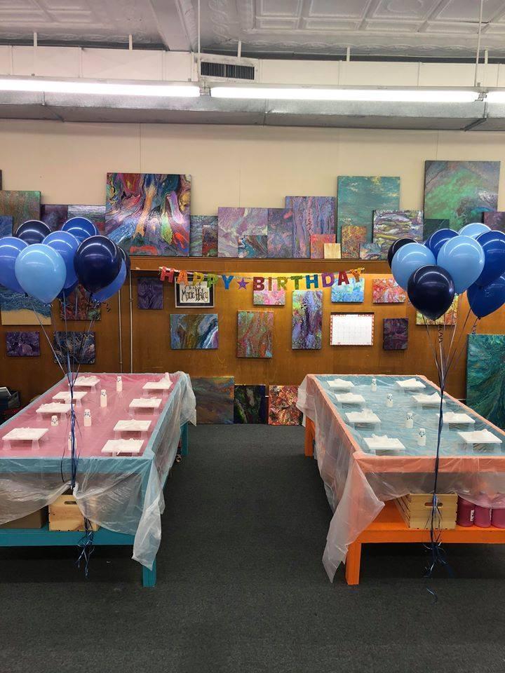 BIRTHDAY PARTIES - KIDDOS & ADULTS
