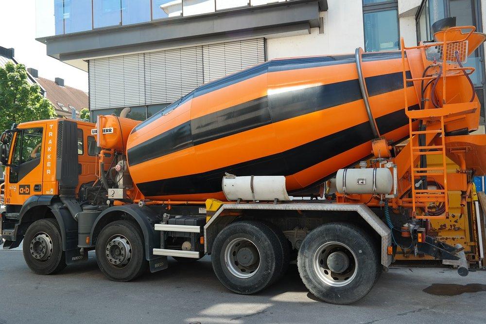 concrete truck permitting