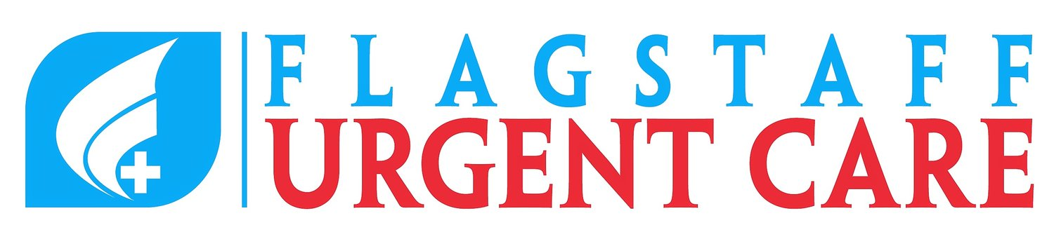 Flagstaff AZ Urgent Care in the Woodlands Village Shopping Center