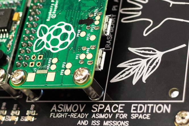 Legacy Support - Our original education product the ASIMOV. This project was a fantastic learning experience for us. If you are an owner of the ASIMOV hardware please read the user guide for important safety information.