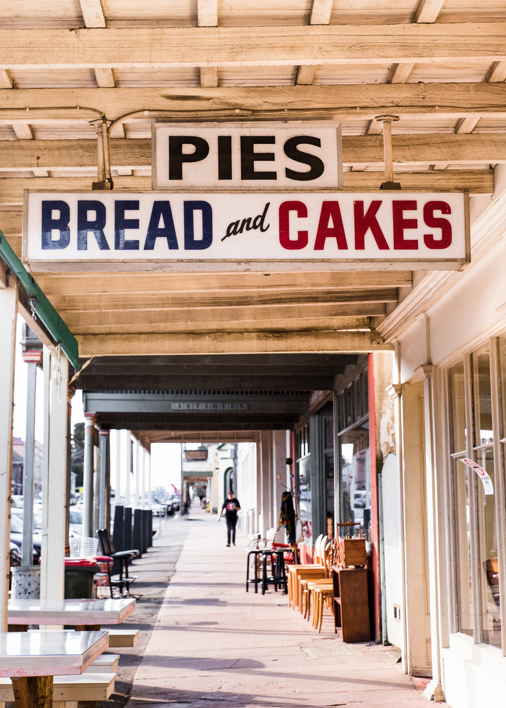 local bakery in braidwood, nsw