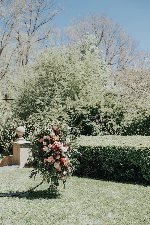 Country Garden Wedding Events Mona Farm