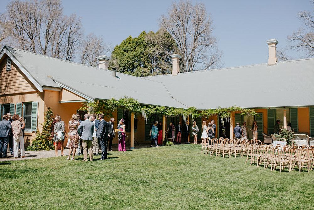 Braidwood Wedding Venue Mona Farm