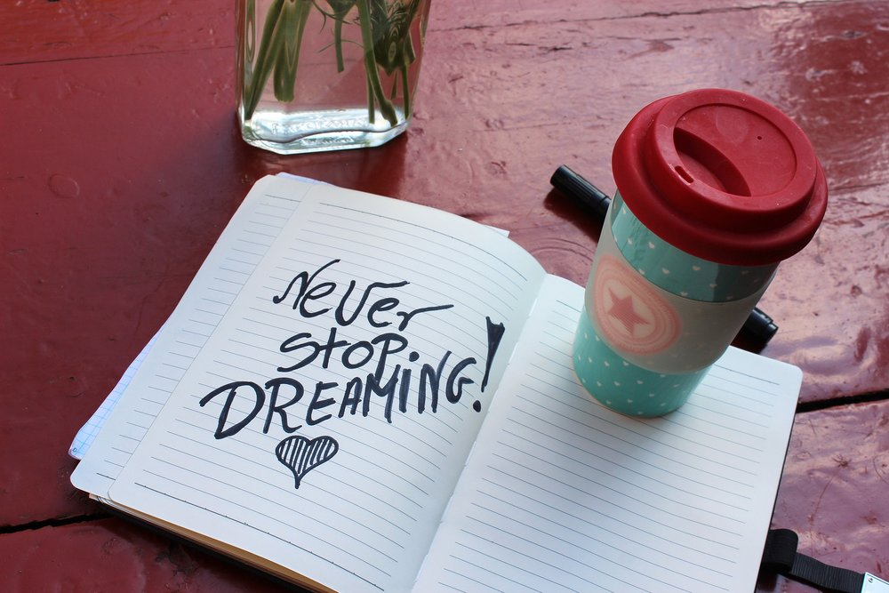 Never stop dreaming to reach your goals, with a Virtual assistant supporting you and your business your dreams will become a reality