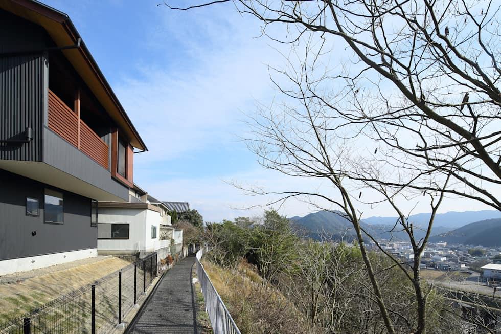 「せっかく建てるなら遠くを見渡せる眺望のある家を」