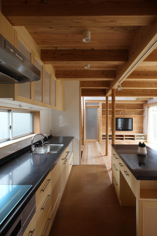 住戸キッチン