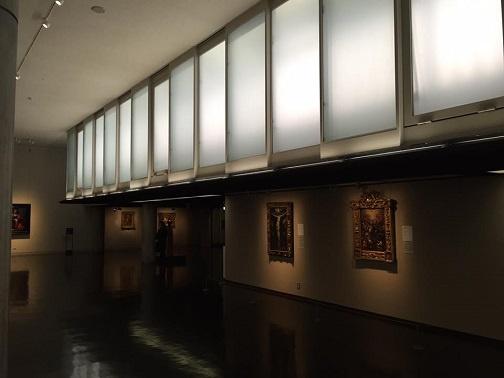国立西洋美術館2階