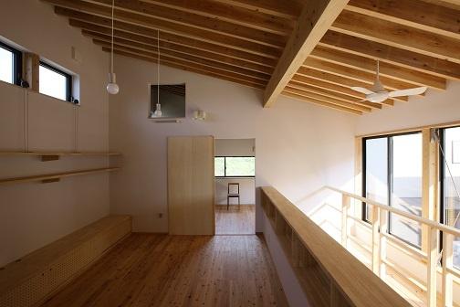 TATAMIリビングの家