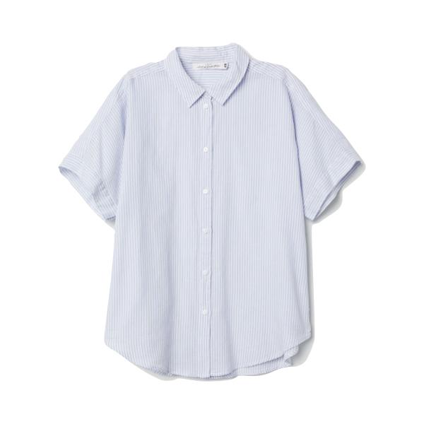 Short Sleeved Cotton Shirt, H&M