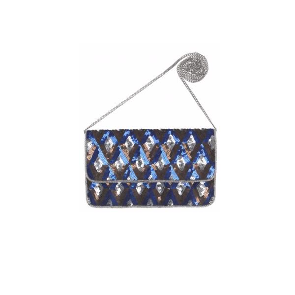 Glam Paradise Bag Blue, Beck Sonder Gaard